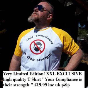 No Mask T Shirt