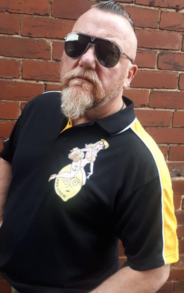 Boats Beers & Boobs Polo Shirt