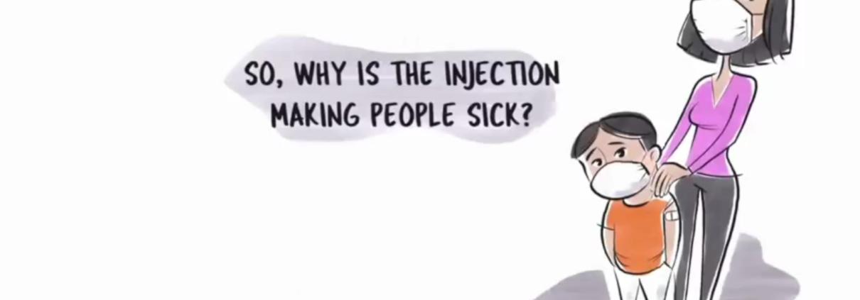 Covid Vax Information film